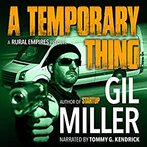 A Temporary Thing Audiobook