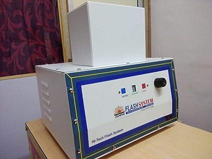 Rubber Stamp MFG CO Smart Automatic Flash Making Machine