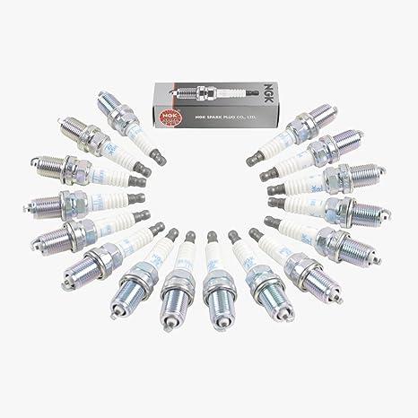 Mercedes-Benz caja de herramientas para bujías NGK Original 5es11/95003 (16 piezas