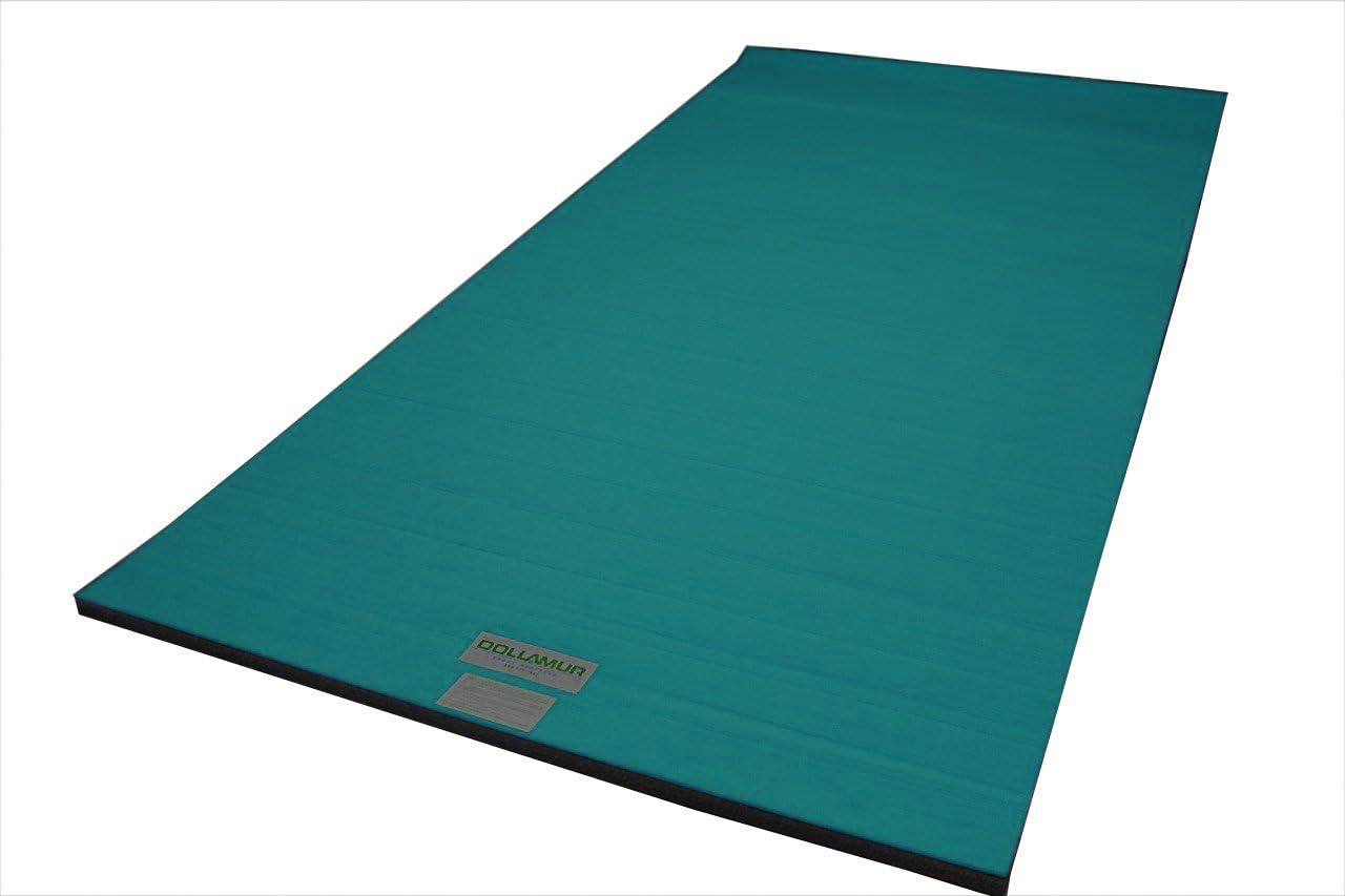 Dollamur 5 x10 x1-3 8 Flexi-Roll Carpeted Cheer Gymnastics Mat