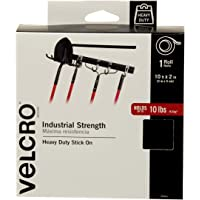 "VELCRO Brand - Industrial Strength - 2"" x 10' - Black"