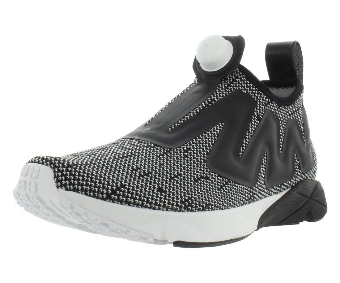 Reebok Pump Supreme Men's Training Shoes B079J4YJFL 13 Women / 11.5 Men M US|White/Black