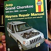 Jeep grand cherokee automotive repair manual all jeep grand customer image fandeluxe Choice Image
