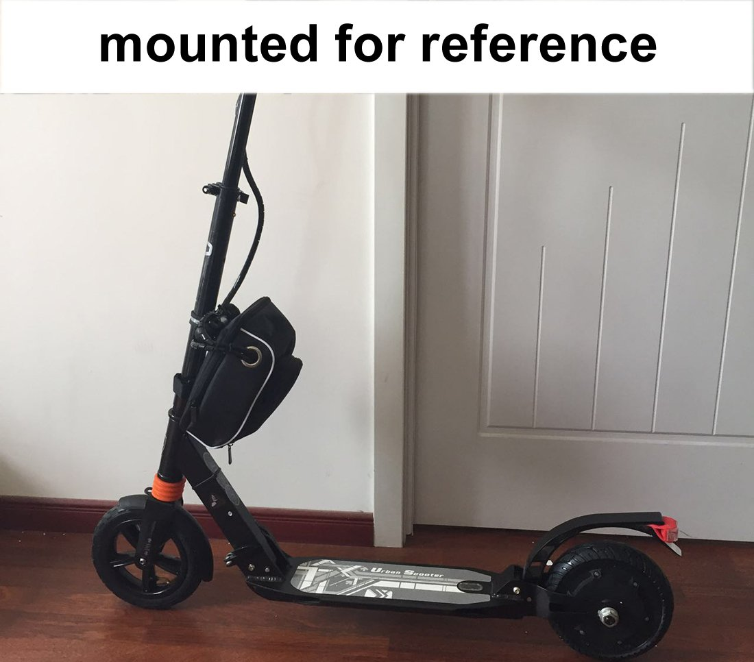 Amazon.com : L-faster 36V 350W Electric Scooter Conversion ...