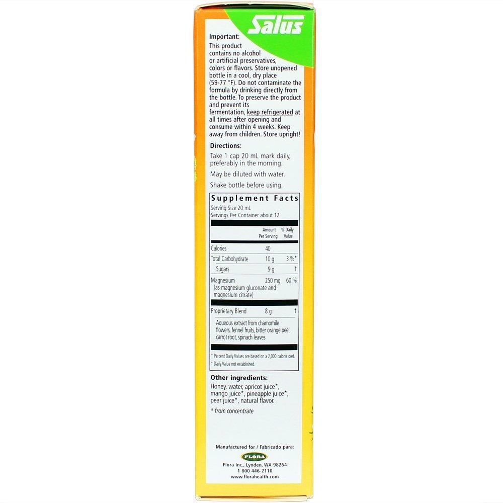 Amazon.com: Salus-Haus - Floradix Magnesium Liquid - 8.5 oz (FFP): Health & Personal Care