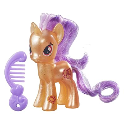 My Little Pony Explore Equestria Pretzel Doll by My Little Pony: Juguetes y juegos