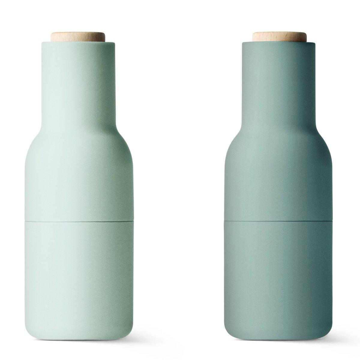 Salero y pimentero minimalistas
