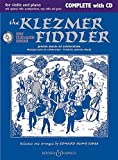 img - for The Klezmer Fiddler: Complete (Book/CD) (Fiddler Collection) (English and German Edition) book / textbook / text book