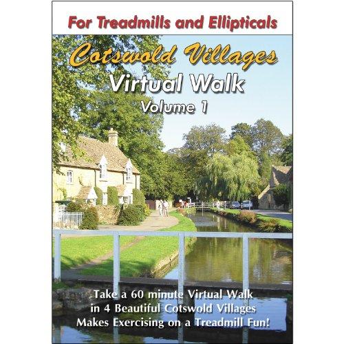 Cotswold Villages Virtual Walk for Treadmills - Volume -