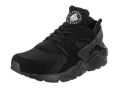 70329452c7c7 Image Unavailable. Image not available for. Color  Nike Men s Air Huarache  Black Black White ...