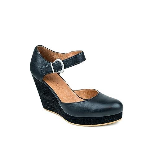 tienda de liquidación 2218f 632b5 MINKA DESIGN - Zuecos Mujer, Negro (Negro), 39: Amazon.es ...