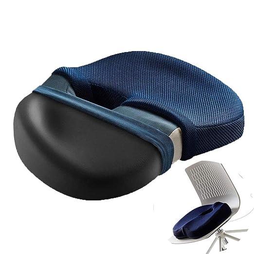 RZ Cojin Ortopédico para Cojines para espalderas y sillas ...