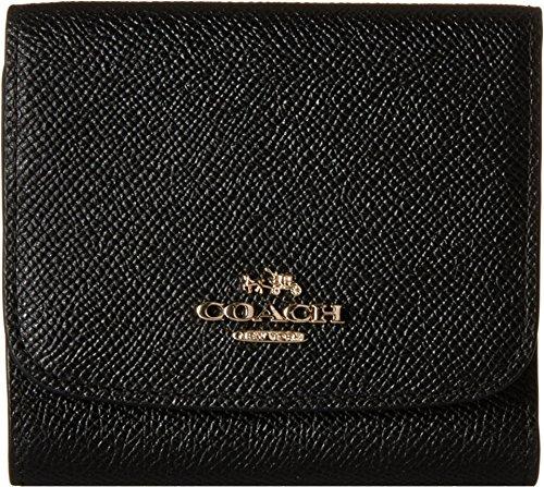 COACH Women's Small Wallet LI/Black Wallet