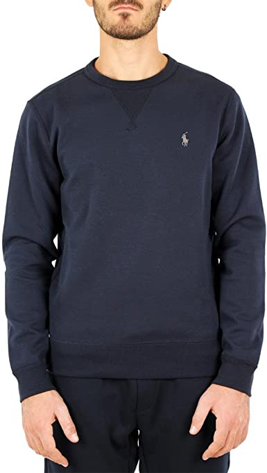 Polo Ralph Lauren Double Knit Tech-LSL-knt Jersey para Hombre