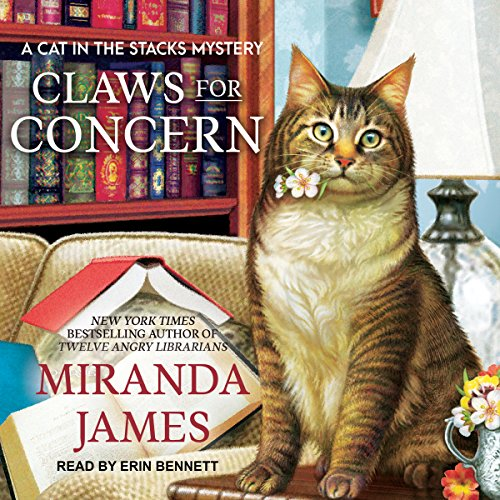 [READ] Claws for Concern: Cat in the Stacks Mystery Series, Book 9<br />TXT