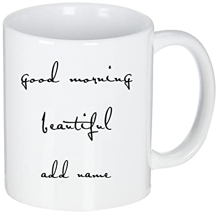 Amazon.com: Personalized Coffee Mugs With Name Customized ...