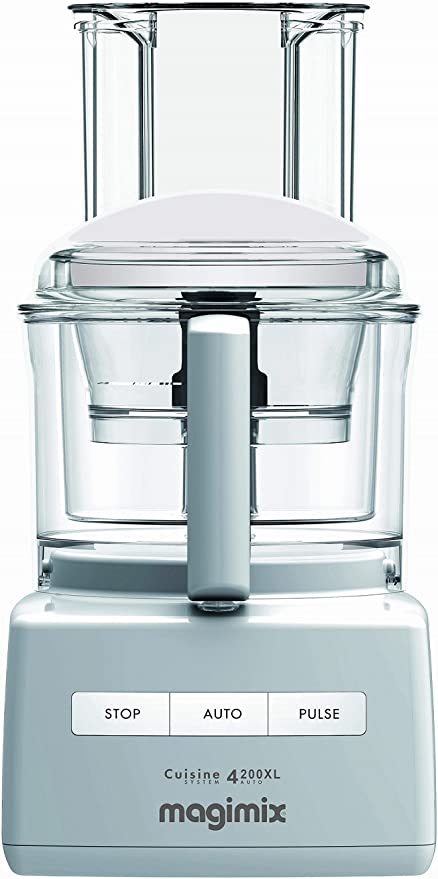 Magimix CS 4200 XL - Robot de cocina (3 L, Negro, Plata ...