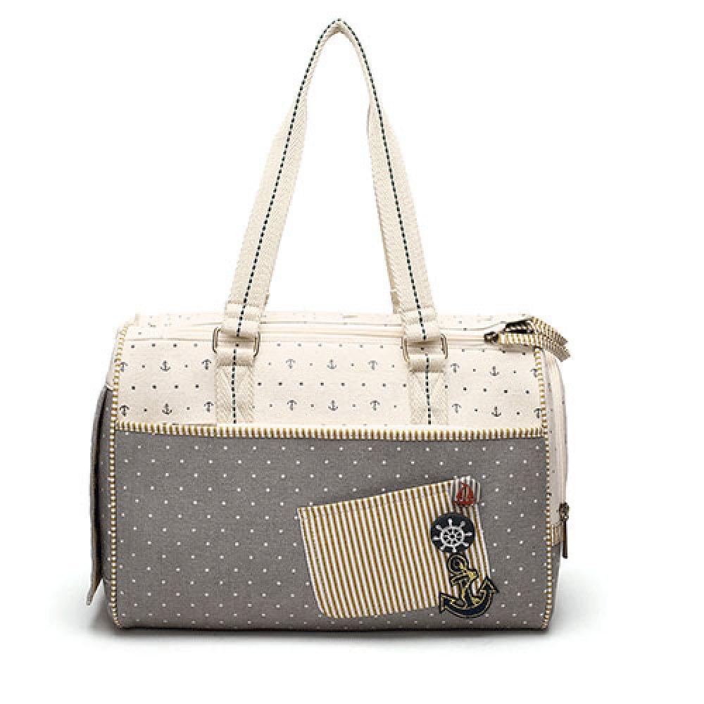 Beige 381728 Beige 381728 CYCWT Breathable Pet Bag Pet Out Bag Pet Travel Bag Portable Fashion Sail Bag Dog Bag,Beige-38  17  28