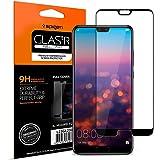 spigen Protector de Pantalla para Huawei P20 Pro, [Caso amistoso],3D Cobertura Completa, Anti-Burbuja, Anti-Scratch, Cristal Vidrio Templado Premium para Huawei P20 Pro (L23GL23082)