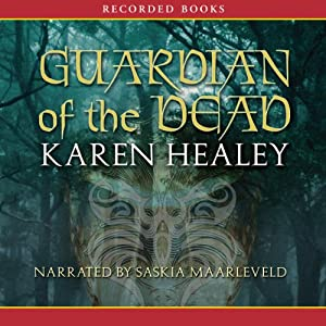 Guardian of the Dead Audiobook