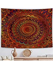 Tapestry Wall Hanging Art for Home Headboard Bedroom Living Room Dorm Decor in 51*60 Inches…