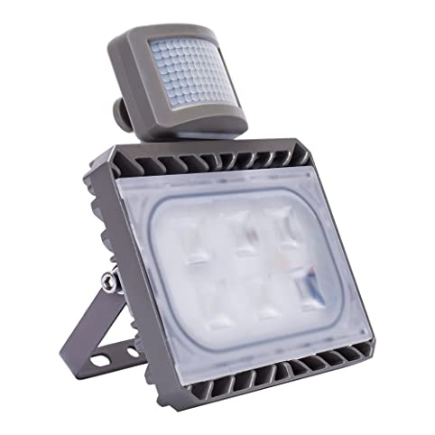 Exceptional SOLLA LED Flood Light Motion Sensor,30W CREE LED Security Light Outdoor,  6000K Daylight