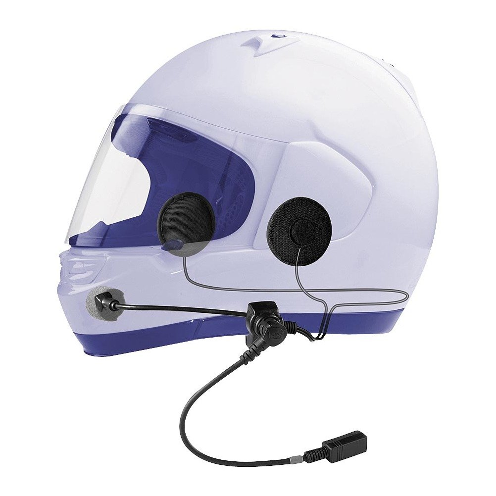 J&M Corporation HS-BCD279-OF-HO Performance Series Headset Open Face Style, 1 Pack