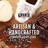 GNARLY Jerky Premium Cut Beef Jerky, Teriyaki