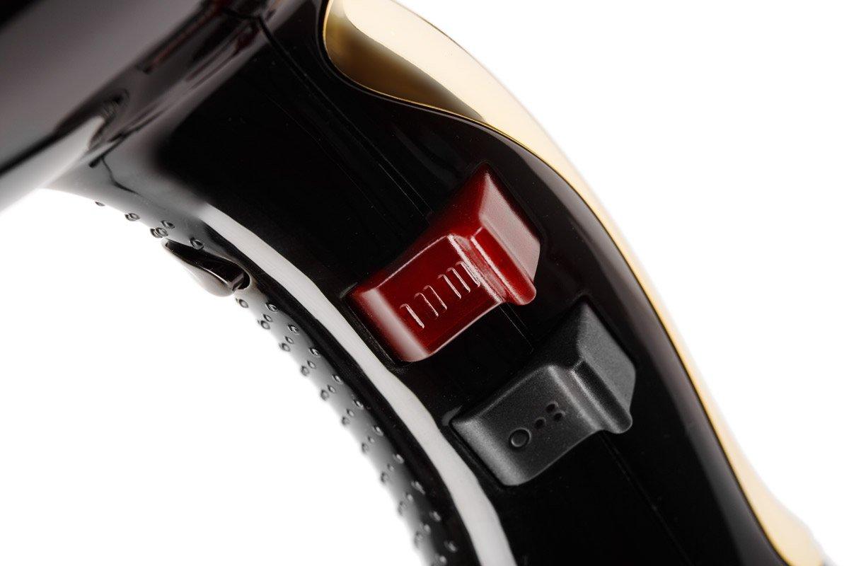 Secador de pelo profesional elchim 3900 Healthy Ionic Negro/Oro: Amazon.es: Salud y cuidado personal