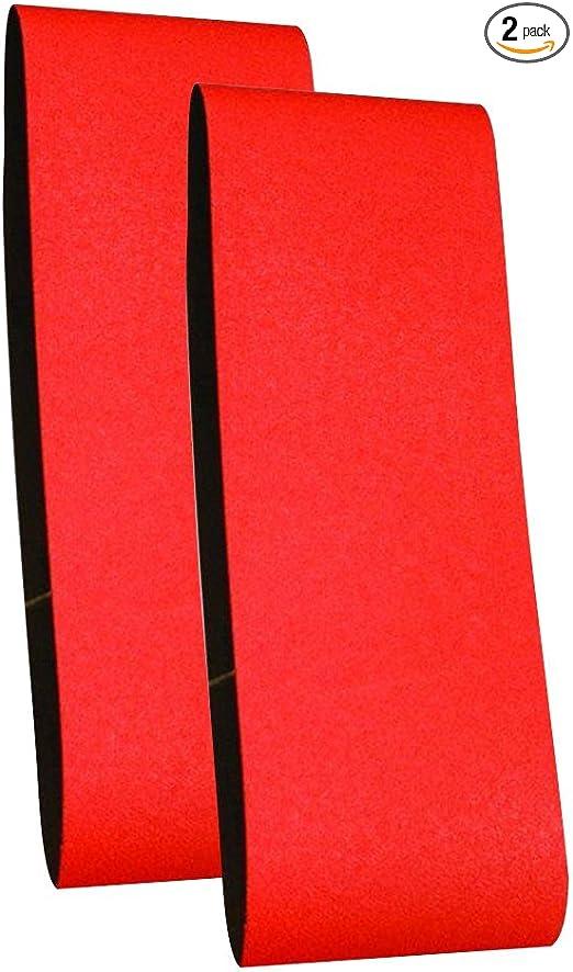 36-Grit Ultra Coarse Sanding Belt Diablo 3 in x 18 in 5-Pack