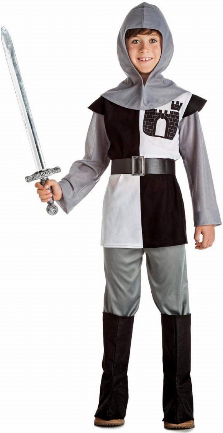 Disfraz de Caballero Medieval Niño (5-6 años): Amazon.es: Juguetes ...