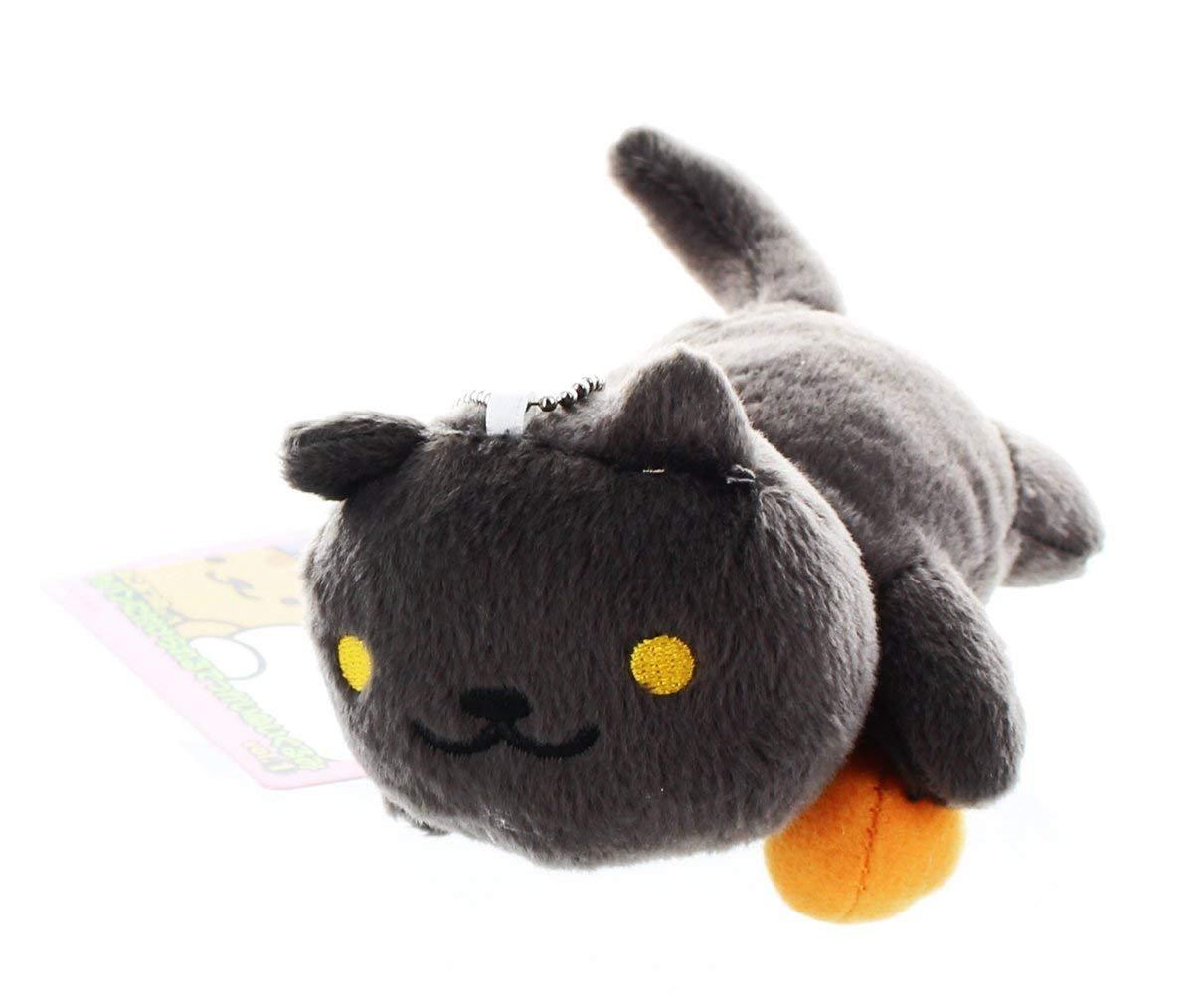 Little Buddy Neko Atsume Kitty Vol.1 Smokey 6'' Plush Doll Toy by Little Buddy