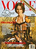 Vogue Magazine (June,2007) Keira Knightley Cover
