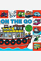 Lift-the-Flap Tab: On the Go (Lift-the-Flap Tab Books) Board book