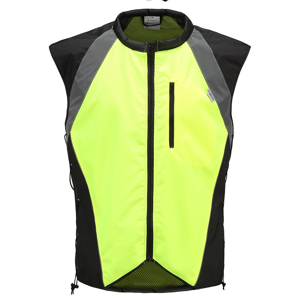 22 Ladies Real Leather Laced Up Motorcycle Biker Waistcoat Womens Gillette Vest