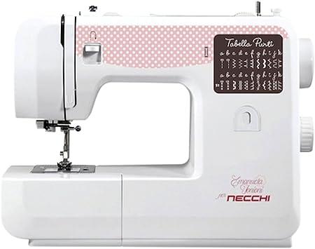 cafeteras máquina de para coser NECCHI Zakka N130 N 130 Emanuela ...