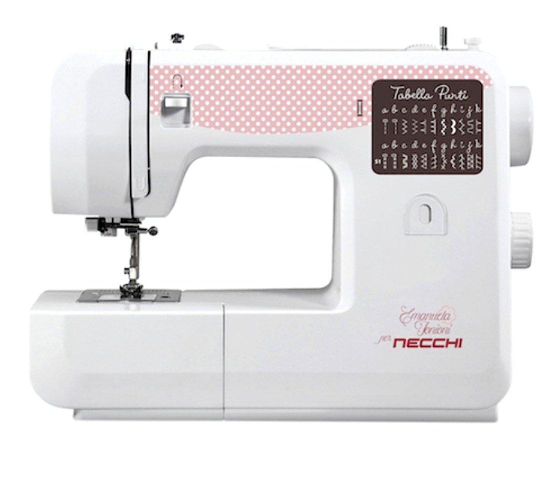 cafeteras máquina de para coser NECCHI Zakka N130 N 130 Emanuela Tonioni DETTO hecho: Amazon.es: Hogar