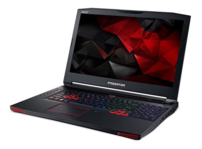 "Amazon.com: Acer Predator 17 Gaming Laptop, 17.3"" Full HD, Core i7, NVIDIA GTX980M, 32GB DDR4, 512GB SSD, 1TB HDD, Win 10, G9-792-70DR: Computers & ..."
