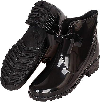 Boot Elastic Band Rainy Shoes Woman
