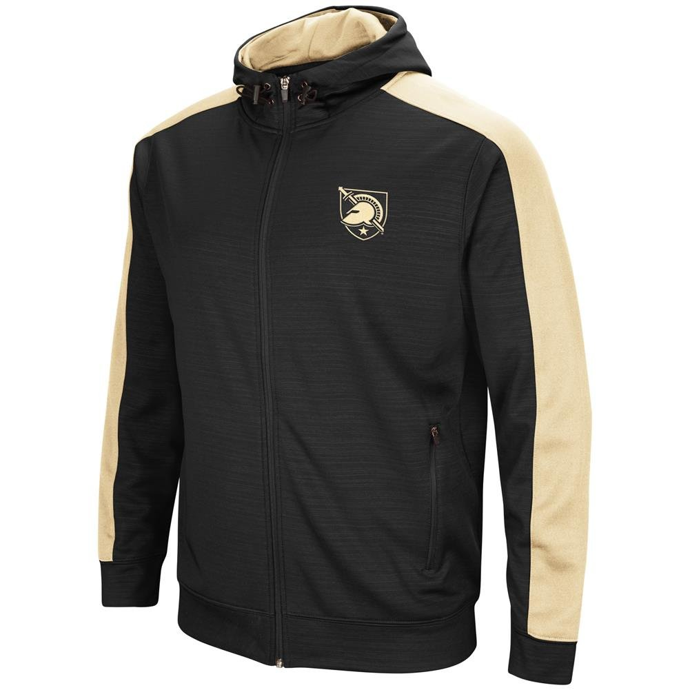 7bd69b54d Amazon.com : Colosseum Army Black Knights Performance Fleece Jacket Full  Zip Hoodie : Sports & Outdoors