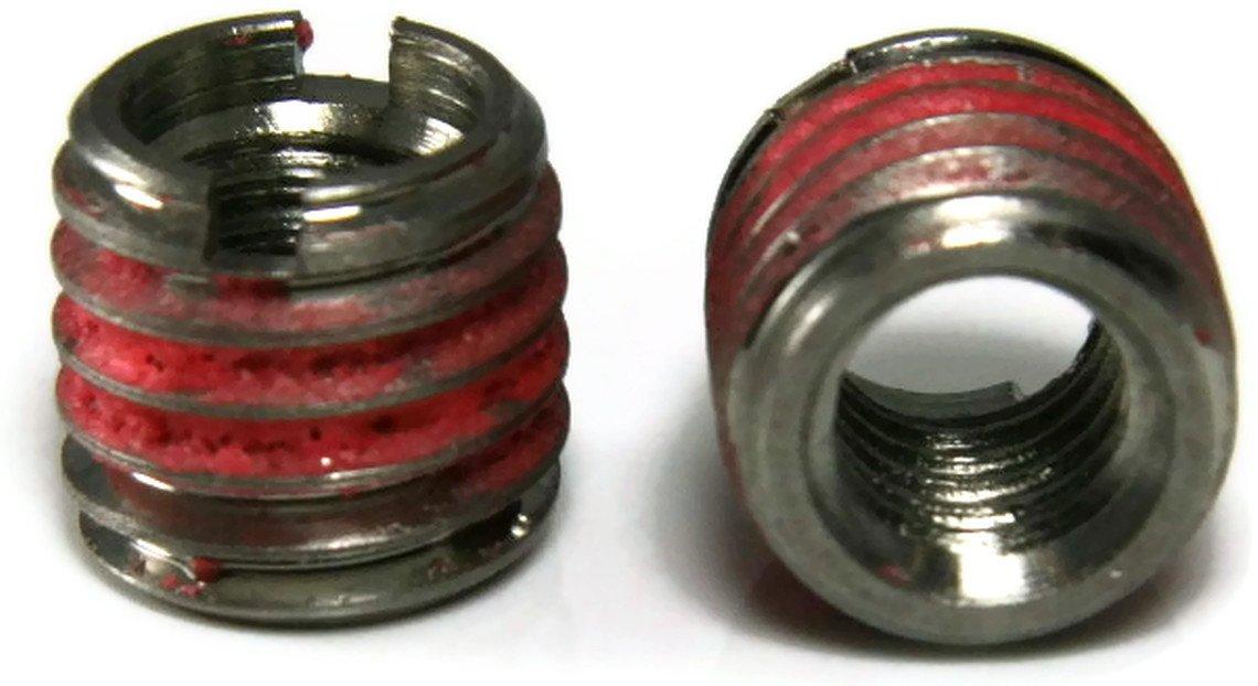 Thread Insert 303 Stainless Steel #303-720-100 US Fine - 7/16''-20 x 0.656 Qty-100