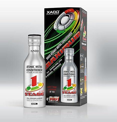 XADO Aditivo para aceite de motor - Protección para el motor - para la reparación y