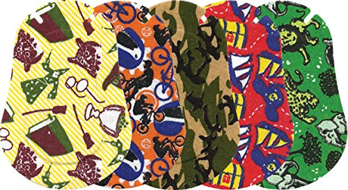 Ortopad Boys Eye Patches - Regular Size (50 Per (Eye Patches For Kids)