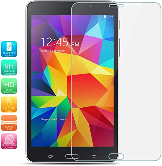 Tempered GLASS LCD Screen Protector Armor Shield For Samsung Galaxy Tab 4 7 T230