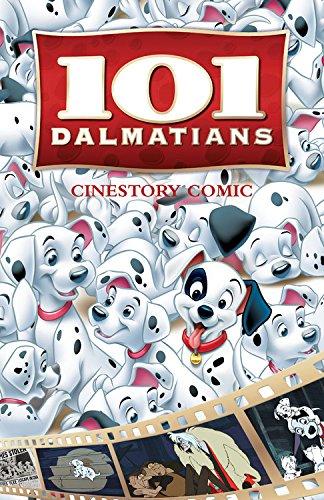 Disney 101 Dalmatians Cinestory Funny (Disney's 101 Dalmatians)
