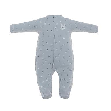 Cambrass 678.1, Pelele para Dormir para Bebé-Niños, Gris, T.3: Amazon.es: Bebé