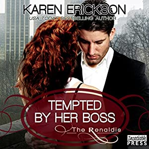 Tempted by Her Boss Audiobook
