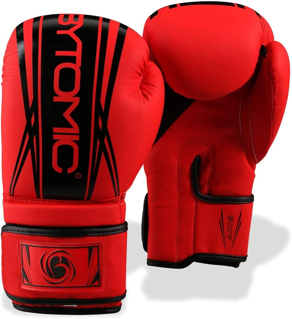 Bytomic Axis V2 Boxing Gloves Red//Black