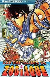vignette de 'Les Chevaliers du zodiaque. n° 4<br /> Les Chevaliers du zodiaque (Masami Kurumada)'