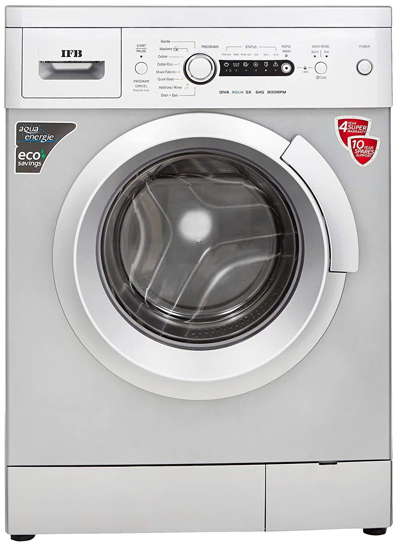 IFB 6 kg 5 Star Fully-Automatic Front Loading Washing Machine
